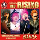 RISING -RED-/猿真似乞食