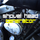 GENERATOR/SHOVEL HEAD