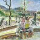 今も忘れない、猪八重渓谷、花立公園/ママとおひさま