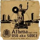 Athena (feat. 小林慶)/USU aka SQUEZ