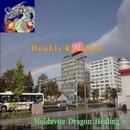 Moldavite Dragon Healing 1 - Double Rainbow/M-Dragon
