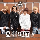 ALL OUT!!!/A-Spade