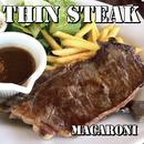 Thin Steak/Macaroni