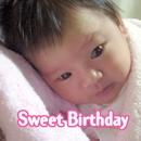 Sweet Birthday/Hiroki Hamada