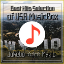 ぐっすり眠れる優しいオルゴール♪セレクション ~Best Hits USA, vol.2/Jukebox ☆☆☆ MAGIC