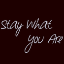 Stay What You Are/SUGARLUNG