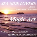 SEA SIDE LOVERS (Talk Box Remix)/Magic Art