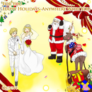 FOR YOU (HAPPY HOLIDAYS ~ ANYWHERE WITH YOU)/Quuny