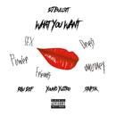 What You Want (feat. RAU DEF & Young Yujiro)/DJ BULLSET