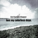 lost my colorless days./Cat Capture Clapper
