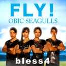 FLY! OBIC SEAGULLS/bless4