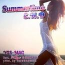 Summertime E.N.D (feat. 文太 & HALOGEN)/YOS-MAG