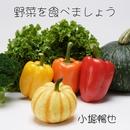 野菜を食べましょう/小堀暢也