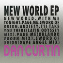 NEW WORLD EP/Dan Curtin