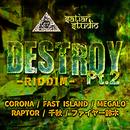 DESTROY RIDDIM Pt.2/Various Artists