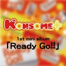 Ready Go!!/KONSOME+