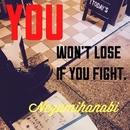You won't lose if You fight/ネズミハナビ