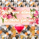 Will you always be there for us?/w-Band
