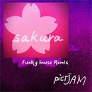 sakura (Funky House Remix)/pict JAM