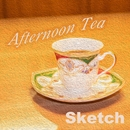 Afternoon Tea/Sketch