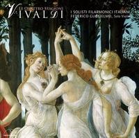 ヴィヴァルディ:四季/新イタリア合奏団 フェデリーコ・グリエルモ