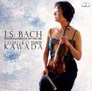 J.S. バッハ:無伴奏ヴァイオリン・ソナタとパルティータ BWV1004 - 1006/川田知子(ヴァイオリン)