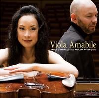 ヴィオラ・アマービレ/清水直子(ヴィオラ) オズガー・アイディン(ピアノ)