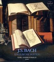 J.S.バッハ:イギリス組曲(全曲)/カール=アンドレアス・コリー(ピアノ)