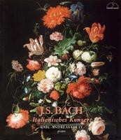 J.S.バッハ : イタリア協奏曲/カール=アンドレアス・コリー(ピアノ)