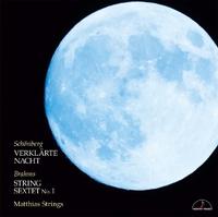 シェーンベルク:浄められた夜 & ブラームス:弦楽六重奏曲 第1番