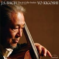 J.S. バッハ:無伴奏チェロ組曲(全曲)/木越洋(チェロ)
