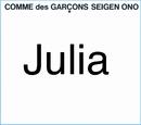 Julia [DSD 2.8MHz]/オノ・セイゲン