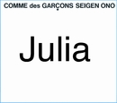 Julia [96kHz]/オノ・セイゲン