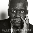 LAST RECORDING/HANK JONES -The Great Jazz Trio-