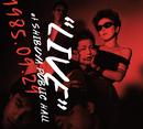 LIVE at SHIBUYA PUBLIC HALL 1985.09.29/BARBEE BOYS