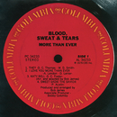 More Than Ever/Blood, Sweat & Tears