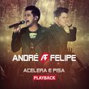 Acelera e Pisa (Playback)/André e Felipe