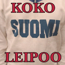 Koko Suomi leipoo/Rautaperse