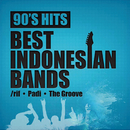 90's Hits Best Indonesian Bands/Padi, The Groove & /rif
