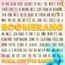 Boomerang/Walk Off The Earth