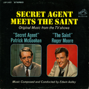 "Secret Agent Meets The Saint (Original Music from the TV Shows ""Secret Agent"" / ""Secret Saint""/Edwin Astley & His Orchestra"