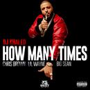 How Many Times( feat.Chris Brown & Lil Wayne & Big Sean)/DJ Khaled