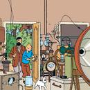 Det hemliga vapnet/Tintin