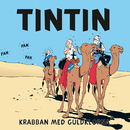 Krabban med guldklorna/Tintin