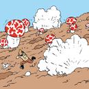 Den mystiska stjärnan/Tintin