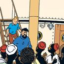 Koks i lasten/Tintin