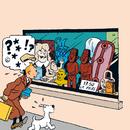 Det sönderslagna örat/Tintin