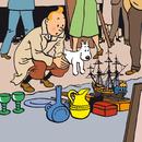 Enhörningens hemlighet/Tintin