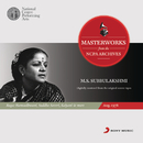 From the NCPA Archives/M.S. Subbulakshmi