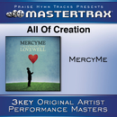 All Of Creation [Performance Tracks]/Mercy Me